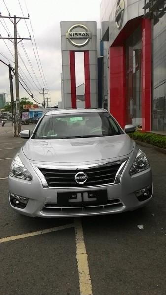 Nissan Teana 2.5 sl
