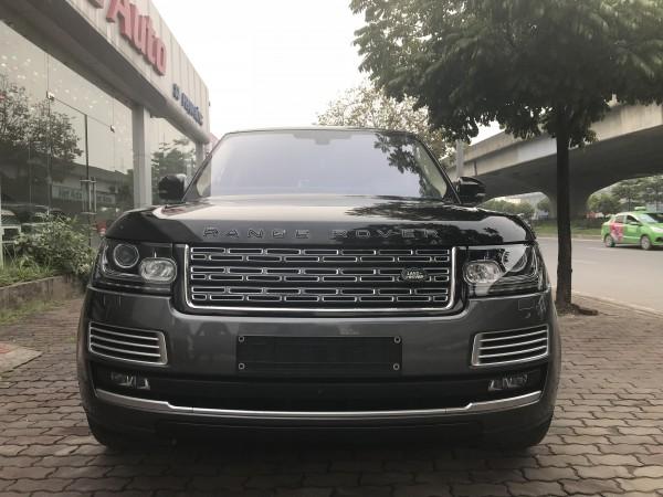 Land Rover Range Rover Bán Range Rover SV Autobiography 2016