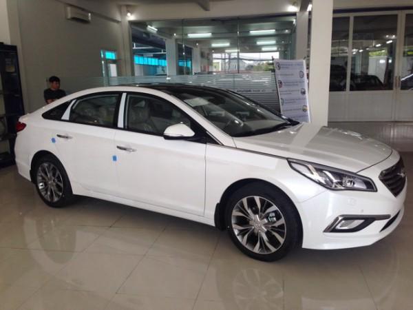 Hyundai Sonata Hyundai Sonata 2017 nhập mới, giá tốt...