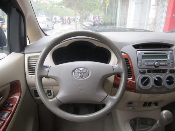 Toyota Innova Toyota Innova G 2008