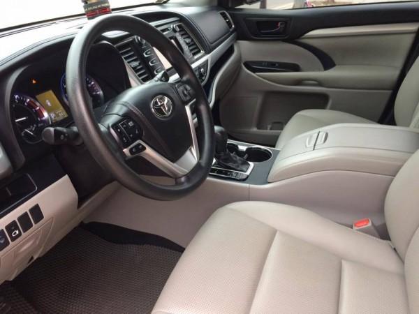 Toyota Highlander TOYOTA HIGHLANDER 2.7LE XANH nhạt 2014 x