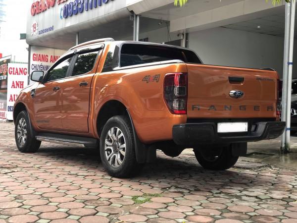 Ford Ranger WildTrak 3.2AT 2016 - Cam