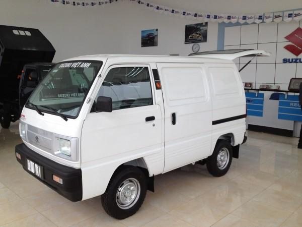 Suzuki Super-Carry Van xe tải nhỏ đi được trong phố giá rẻ