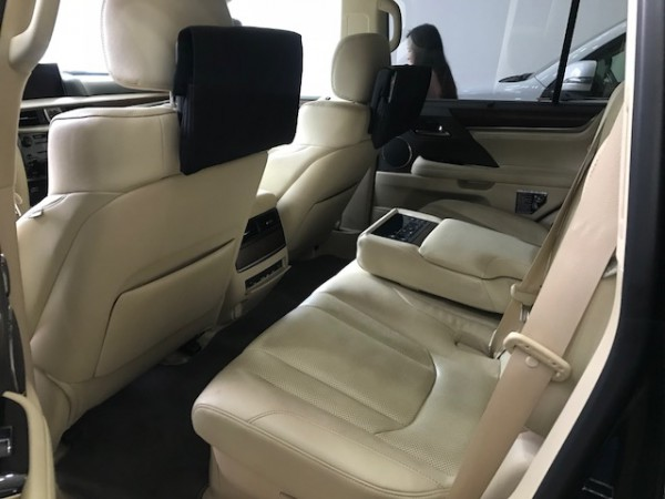 Lexus LX 570 Bán Lexus LX570 Mỹ 2016 biển