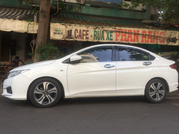 Honda City Bán xe city MT đời 2015
