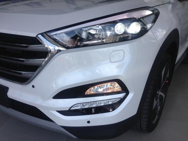 Hyundai Tucson 1.6 Turbo, hộp số ly hợp kép 7 cấp