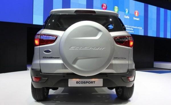 Ford Escort Ford Ecosport số sàn trả trước 200tr