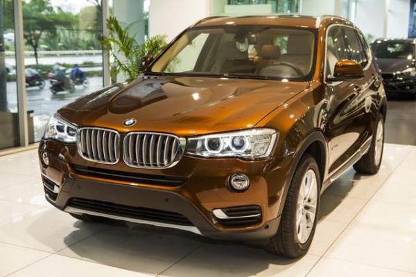 BMW BMW X3 Xdrive 20i 2017