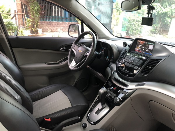 Chevrolet Orlando 7 chỗ sản xuất cuối 2016 Bản Full LTZ