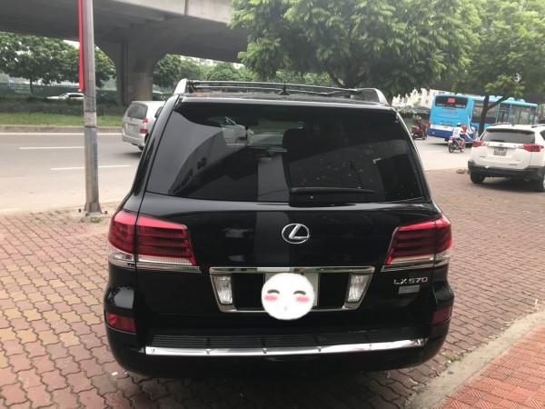 Lexus LX 570 Bán Lexus LX570 màu đen,nhập mỹ,2015