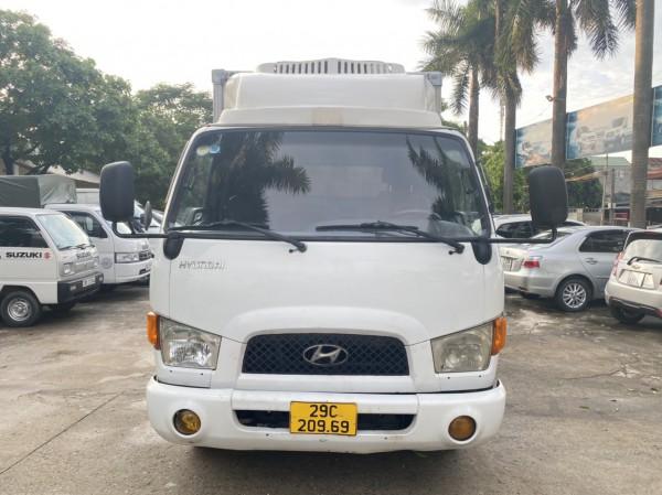 Hyundai Bán xe tải đông lạnh 2,5 tấn đời 2007