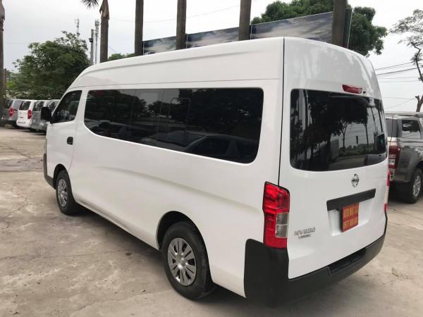 Nissan Urvan Bán Nissan 16 chỗ,máy dầu,đời cuối 2015