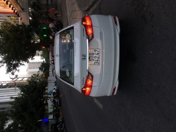 Honda City Bán xe Honda city AT 2016 còn mới
