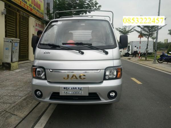 Hãng khác JAC x150 thùng bạt 3m2 - đời 2019(euro4)