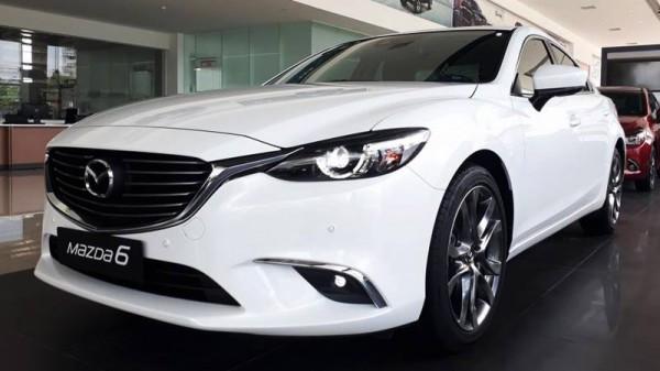 Mazda 6 Mazda6 Deluxe ưu đãi hỗ trợ trả 90%