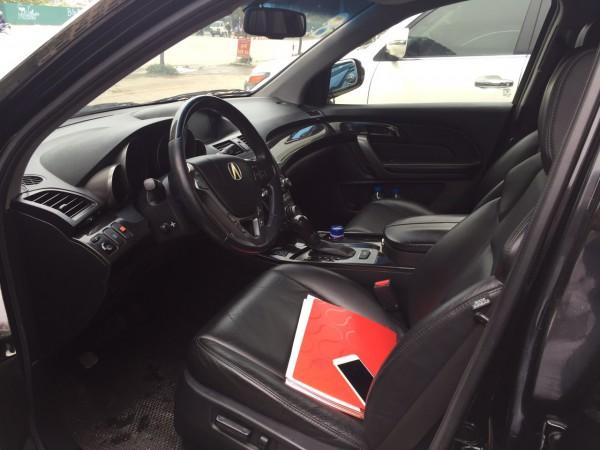 Acura MDX Acura MDX sản xuất và đăng ký 2008