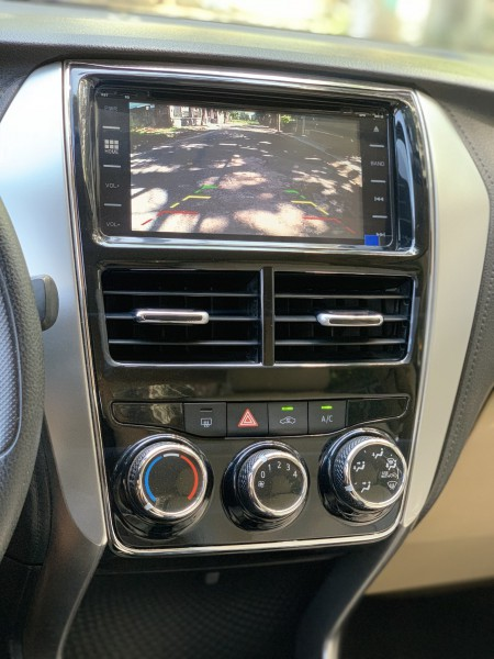 Toyota Vios E model 2020