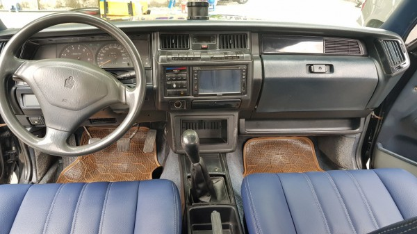 Toyota Crown Bán Crown 1995 màu đen