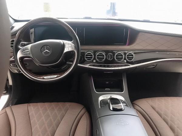 Mercedes-Benz S 400 Bán Maybach S400 sản xuất 2016,màu đen