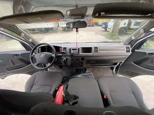 Toyota Hiace Bán xe Toyota Hiace 16 chỗ đời 2011