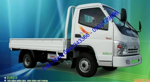 Hyundai 1 tấn, 3.5 tấn, Veam 1.25 tấn , 2.0 tấn