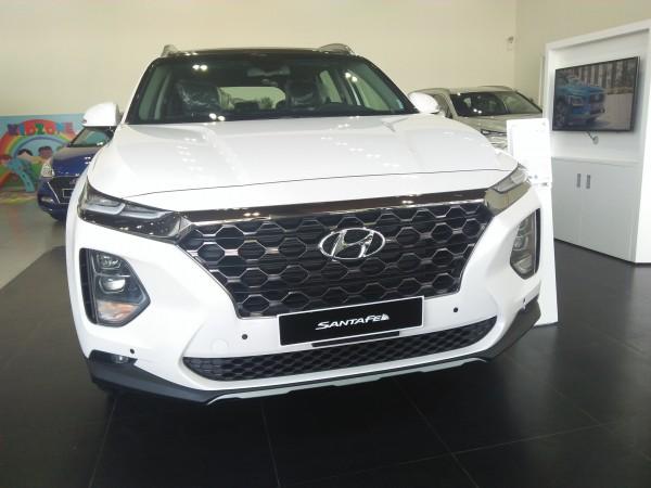 Hyundai Santa Fe 2.4 Xăng đặc biệt, đủ các màu, trả góp