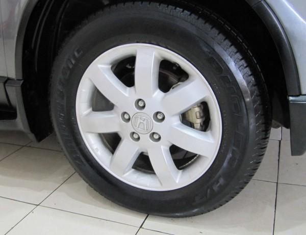 Honda CR-V ,2.4,màu ghi-xám,sx 2009