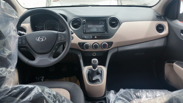 Hyundai i10 Hyundai Grand i10 2017 CKD giá HOT!