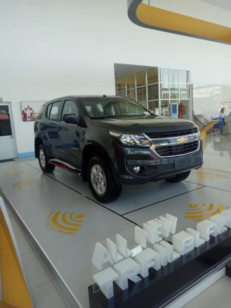Chevrolet Trailblazer SUV 7 CHỖ - NHẬP KHẨU THÁI LAN - MÁY DẦU