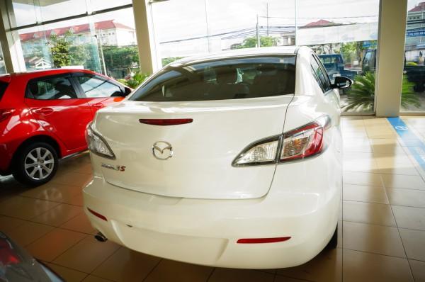 Mazda 3 Thể Thao Cá Tính