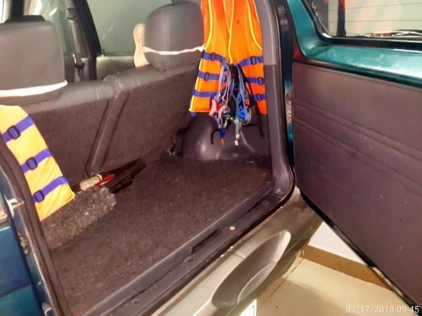Daihatsu Terios Daihatsu terios 2003