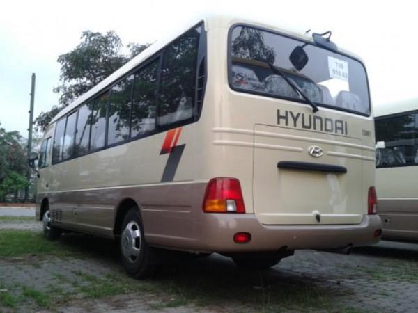 Hyundai Country xe hyundai 29 chỗ