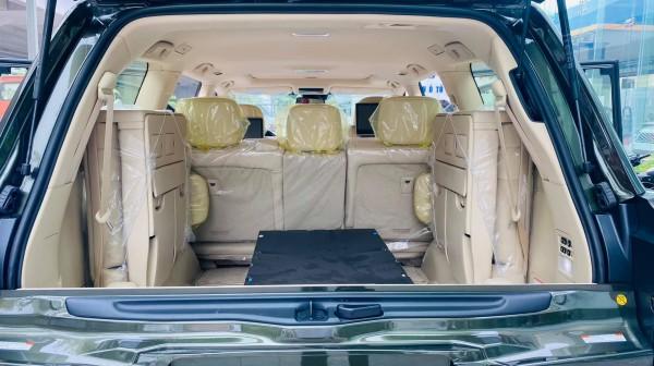 Lexus LX 570 Bán Lexus LX570 Super Sport màu xanh