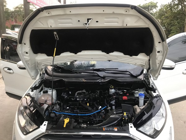 Ford Escort Bán xe Ford Ecosport Titanium 1.5 AT,biể