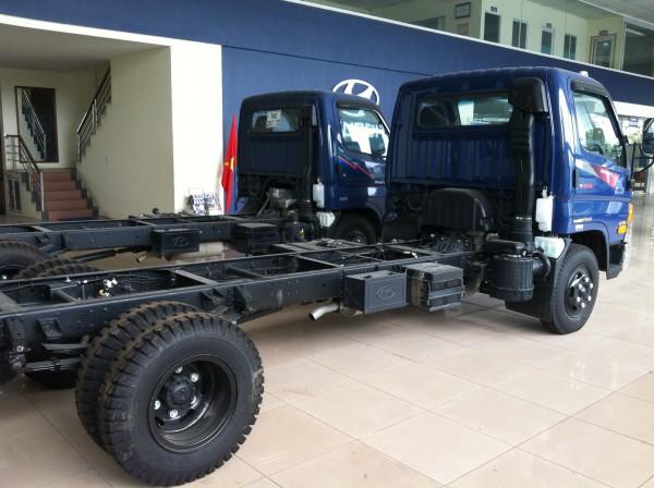 Hyundai H-D Hyundai HD72 Nâng tải mới( 5,5 tấn)