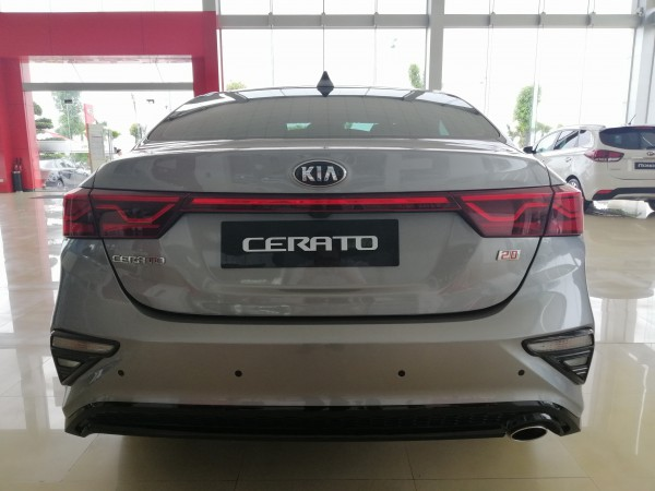 Kia Cerato Premium - Xám Kim Loại - Quảng Ninh