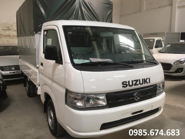 Suzuki Carry Pro 810kg cam kết giá rẻ nhất HN