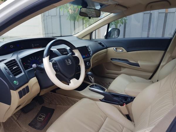 Honda Civic 2015 , Biển TỨ QUÍ , xe cá nhân