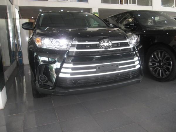 Toyota Highlander LE 2.7 2016
