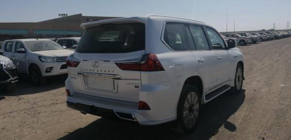 Lexus LX 570 Bán Lexus LX570 Super Sport 2021, 8 chỗ,