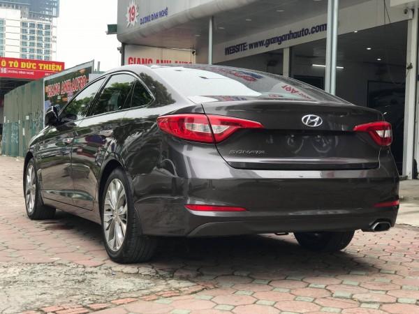 Hyundai Sonata 2.0AT 2015 - Nâu