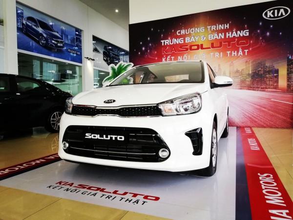 Kia Soluto - Sự lựa chọn phân khúc B-Sedan