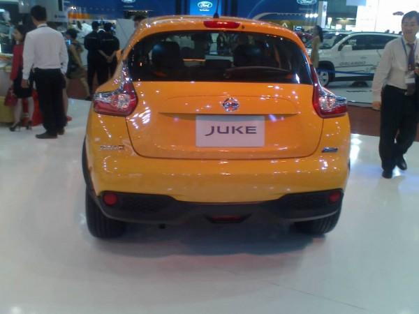 Nissan Juke 1.6 sl