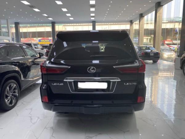 Lexus LX 570 Bán Lexus LX570 sản xuất và đăng ký cuối