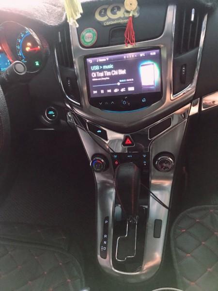 Chevrolet Cruze LTZ model 2018