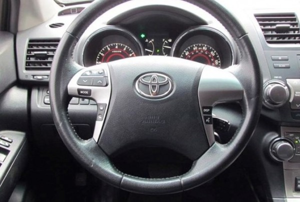 Toyota Highlander model 2012 , Nhập Mỹ