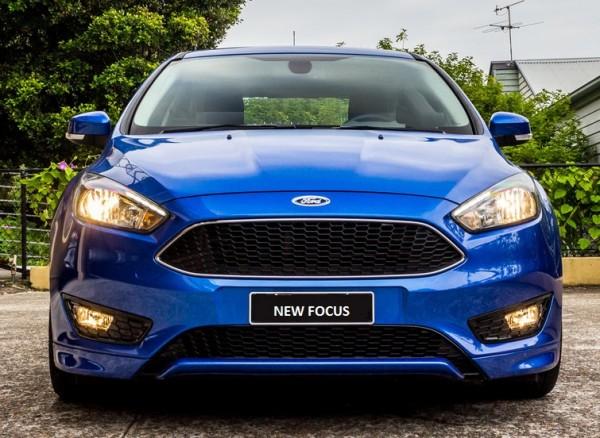Ford Focus Focus trend 1.5 Trả trước 200tr