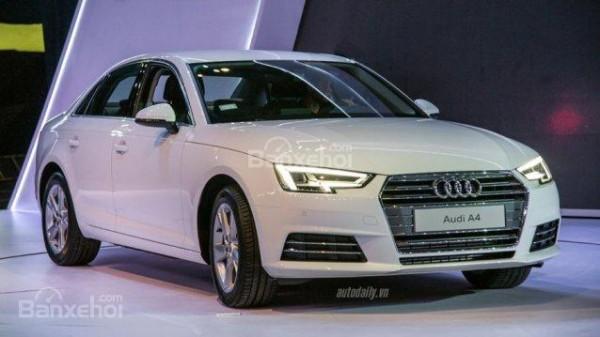 Audi A4 Bán xe Audi A4 Đà Nẵng, Khuyến mãi lớn