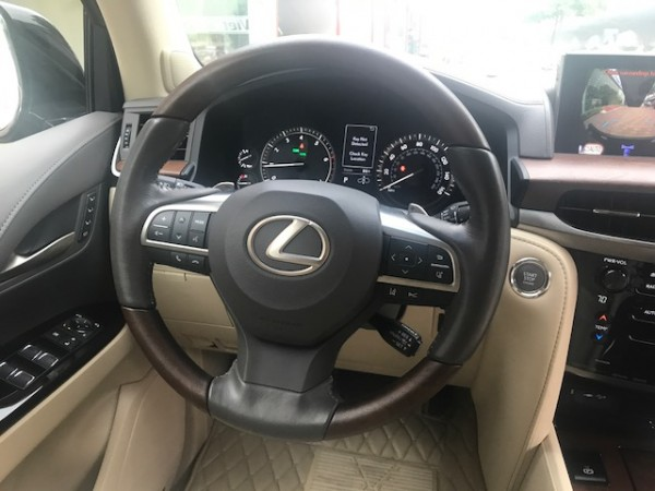 Lexus LX 570 Lexus LX570 Mỹ đăng ký 2017