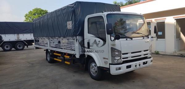 Isuzu Xe tải isuzu vm 3,5 tấn thùng dài 6,2m